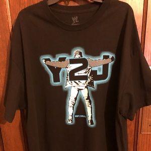 Authentic WWE Chris Jericho Y2J T-Shirt